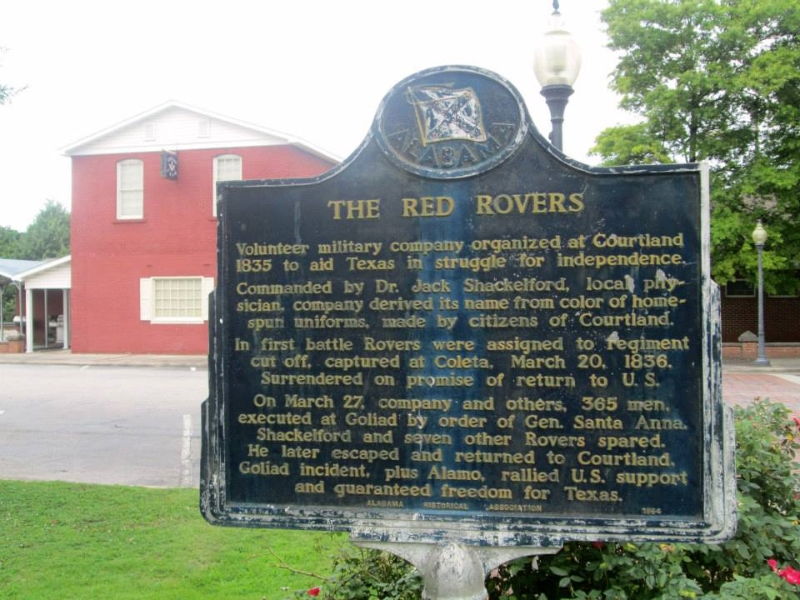The Red Rovers