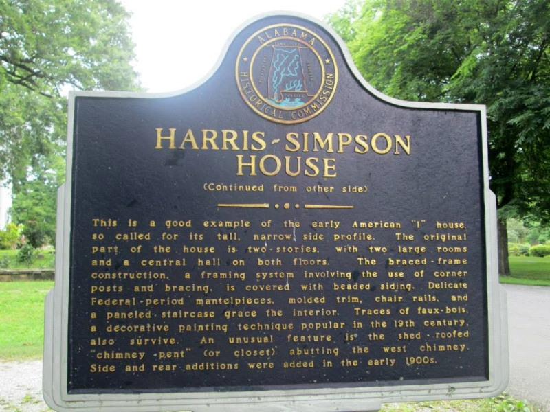 Harris-Simpson House